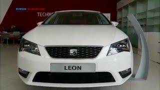 getlinkyoutube.com-NEW 2016 SEAT Leon - Exterior and Interior
