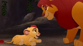Lion Guard: Path of Honor (feat. BABY KION!) | The Rise of Scar Song HD Clip width=