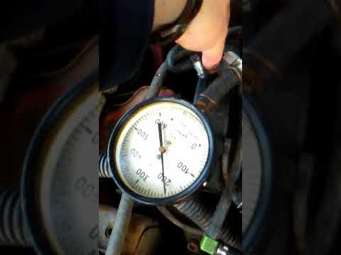 Ситроен Ксантия передавленная подача и обратка с вакуумом на РДТ