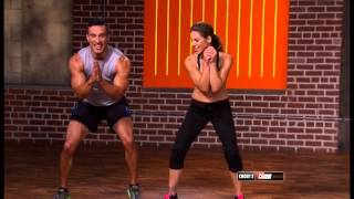 Jillian Michael's Body Shred - Cardio Workout 2