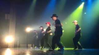 getlinkyoutube.com-ALL GOOD FUNK  DOWNTOWN BOUNCE  9Stepperz(THE ABSOLUTE 6)