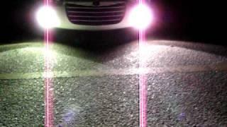 getlinkyoutube.com-Comparativa HID Xenon 6000K vs 8000K En El Mismo Auto.