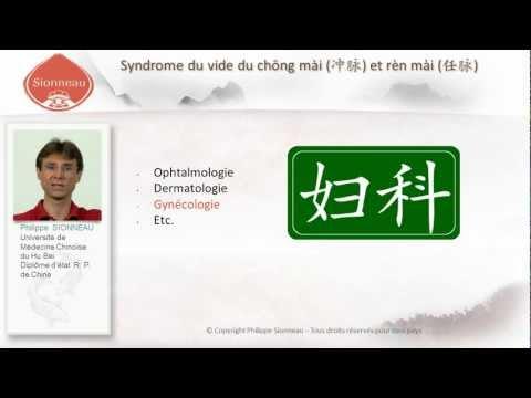 Cours en ligne de Philippe Sionneau en médecine chinoise et en acupuncture