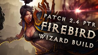 getlinkyoutube.com-2.4 Wizard Firebird Lazors Build - Diablo 3 Reaper of Souls PTR