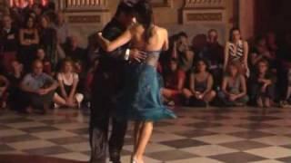 getlinkyoutube.com-Roxana Suarez y Sebastian Achaval - Milonga Brava - 10°Genova Tango Festival
