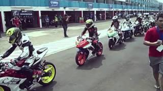 getlinkyoutube.com-R15ER Valvoline Team, Yamaha Sunday Race 3rd