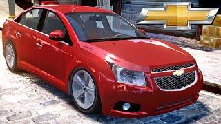 getlinkyoutube.com-Fuga da Policia de Chevrolet Cruze - GTA Mods