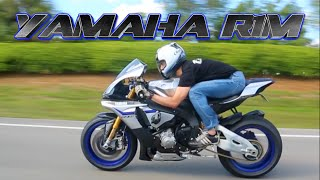 getlinkyoutube.com-175mph battle Yamaha R1M vs 1000+HP Supra