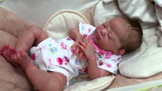 getlinkyoutube.com-Changing Three Reborn Babies - So Cute!