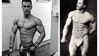 getlinkyoutube.com-How Big Can You Get Without Steroids ?