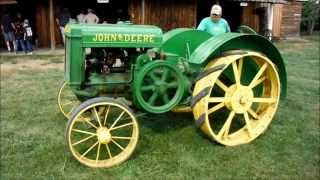 John Deere, Big D's And Little D's
