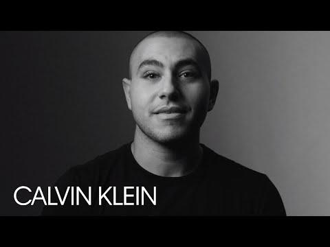 Mina Gerges is #PROUDINMYCALVINS   CALVIN KLEIN