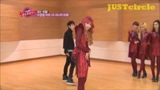 getlinkyoutube.com-BTOB Ilhoon Dancing Oops! with Rania T-Ae & Tahiti Ari