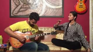 Narumugaye Narumugaye - Guitar & Dance cover - Shylu Ravindran - A.R.Rahman