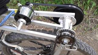 getlinkyoutube.com-Электровелосипед своими руками v2.0
