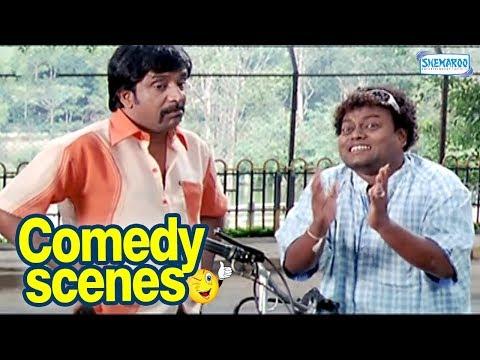Paramesi Paanwaala Movie Sadhu Kokila Comedy Scene - 01