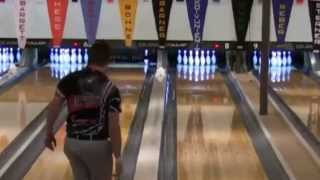 getlinkyoutube.com-Bowling Pin Impossibly DEFIES World's Strongest Bowler