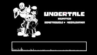 [Undertale Remix] Hunted - Bonetrousle + Megalovania