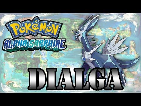 Caçando Lendários [Pokémon Alpha Sapphire] - Dialga