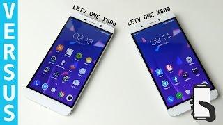 getlinkyoutube.com-LETV One X600 VS One X800