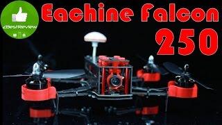getlinkyoutube.com-✔ Eachine Falcon 250 - Первый Обзор на Русском! Мощного FPV квада! Banggood