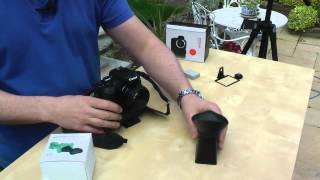 getlinkyoutube.com-Canon T3i 600D  2 best accessories for DSLR movies