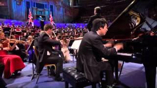 getlinkyoutube.com-Lang Lang - Last Night Proms 2011 - Liszt Piano Concerto No. 1 in E flat major