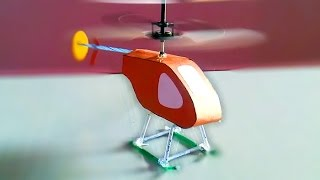 getlinkyoutube.com-How to make a electric helicopter thats fly