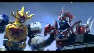 getlinkyoutube.com-Go Go Super Sentai (Power Rangers Style)