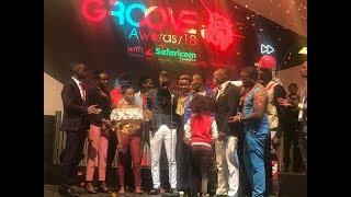 Guardian Angel's Full Acceptance Speech l 2018 Groove Awards width=