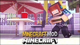 getlinkyoutube.com-Minecraft Mod: Mcdonald's e Burger King ( Sanduíches Realistas) - Fast Food Mod