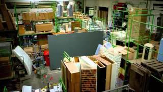 Vorschau: Vogelsänger Studioführung