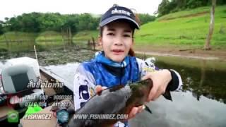 ตกปลาช่อนต้องกรอช้าๆ สับถี่ๆ by fishingEZ