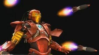 getlinkyoutube.com-Mortal Kombat Komplete Edition - Sektor - Iron Man Costume/Skin *Mod* (HD)
