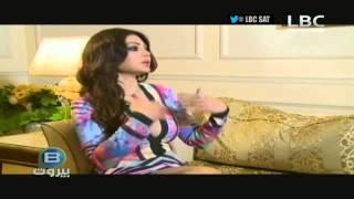 getlinkyoutube.com-تقرير عن لقاء بلال العربي مع الفنانه هيفاء وهبي