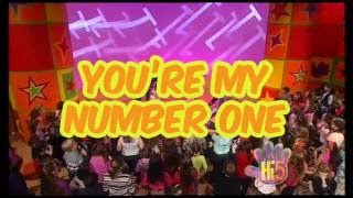 getlinkyoutube.com-You're My Number One - Hi-5 - Season 3 Song of the Week