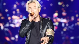 2015 TAEYANG WORLD TOUR [RISE] in Bangkok