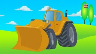 getlinkyoutube.com-Bulldozer | Formation and uses | cars and trucks for kids