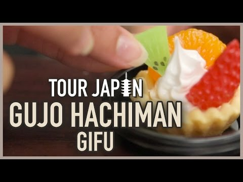 Dance Festival, Fake Food, & Waterways: Gujo Hachiman (guide)