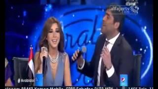 وائل كفوري ونانسي عجرم يغنيان ايام اللولو