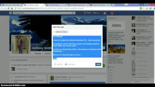 getlinkyoutube.com-How To ADD Unlimited  Facebook Friends a Day Without Getting Blocked