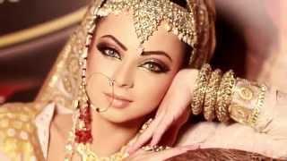 getlinkyoutube.com-Asian Bridal Makeup Tutorial By Qas Of Kashish EMA - Pathani or Afghani Bride.