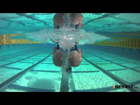 Freestyle Swimming Drills: Flip-turn Progression