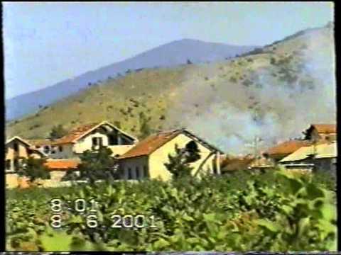 Lufta 2001 Sllupçan - 08.06.2001