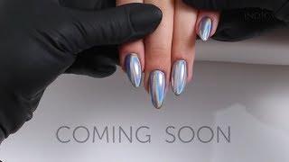 getlinkyoutube.com-Holo Manix - idealna holograficzna tafla na paznokciach :: Unicorn nails :: Efekt tęczowej tafli