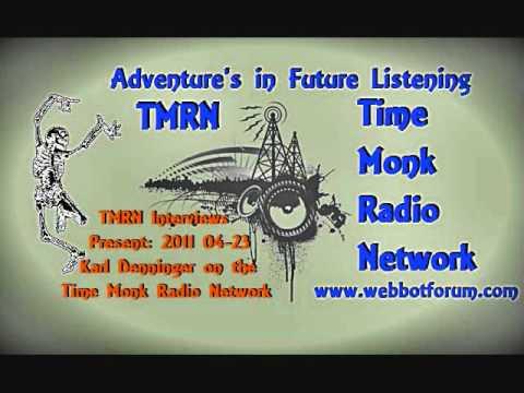 Karl Denninger ~ TMRN 2011 04-23 Time Monk Radio Intervierws Present: Karl Denninger Part 1/8