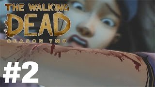 getlinkyoutube.com-I NEARLY FAINTED | THE WALKING DEAD SEASON 2 #2
