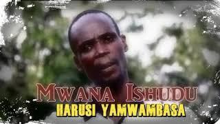 Mwana Ishudu Harusi Ya Mwambasa   Official Audio