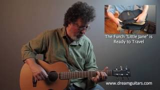 getlinkyoutube.com-New Furch LJ10-CM Little Jane Mahogany/Cedar