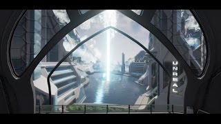 getlinkyoutube.com-Creating a quick Unreal Engine 4 Futuristic City scene